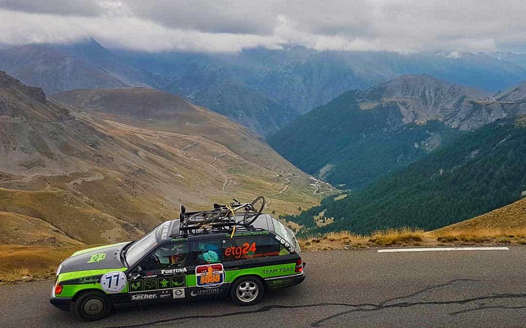 Abenteuer Rallye