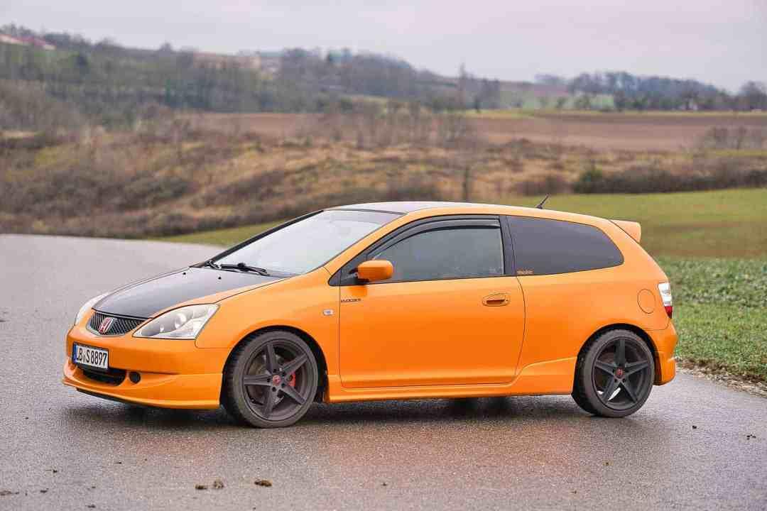 Honda Civic Tpye R