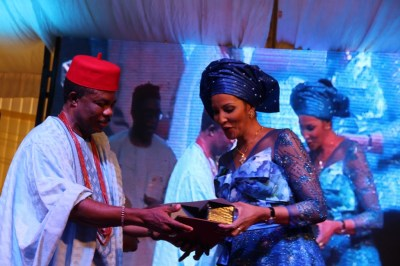 Image result for obiano and bianca