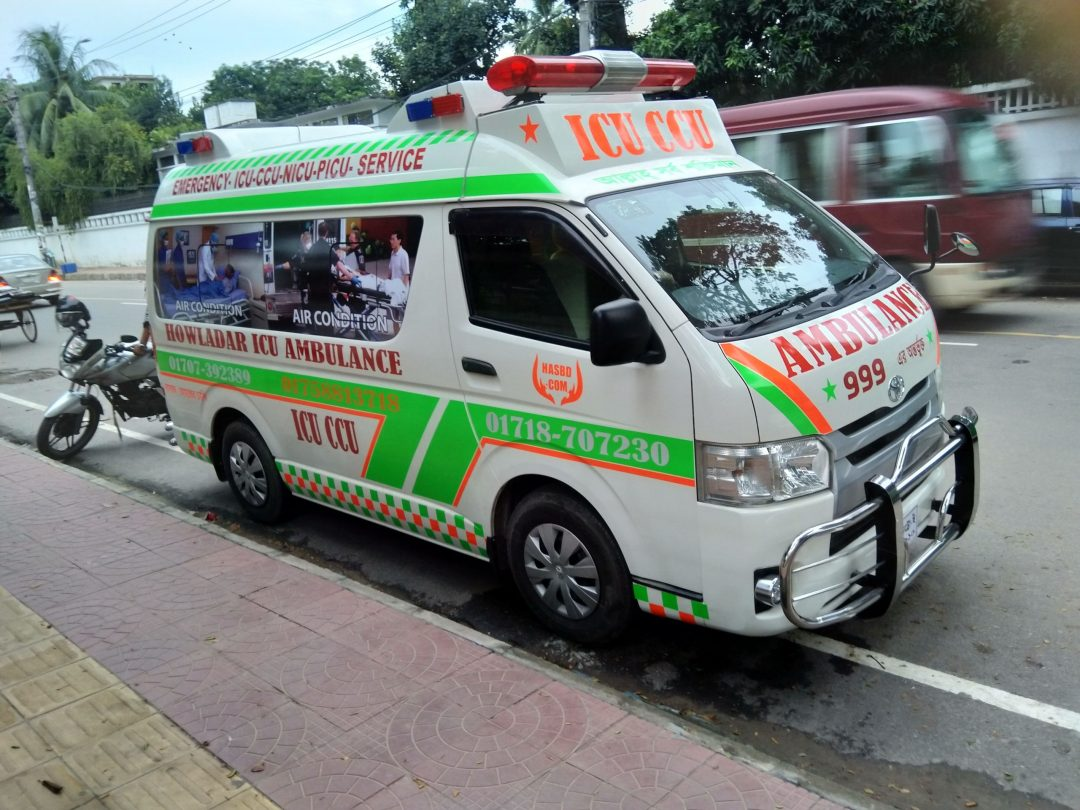 Icu-ambulance-service-outsite