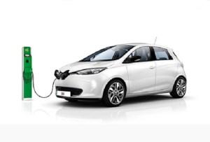 Inmatricularile de automobile electrice in Romania, in 2017