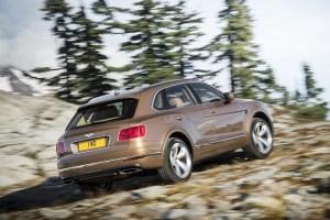 Bentley ar putea înlocui limuzina Mulsanne cu un SUV, cel mai probabil derivat din Bentayga