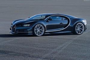 Bugatti Chiron se apropie de finalul carierei