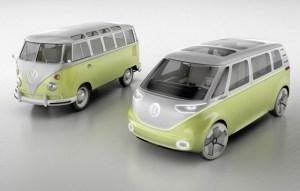 VW I.D. BUZZ, un concept cu 8 locuri si autonomie de 600 km