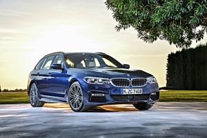 Noul BMW Seria 5 Touring