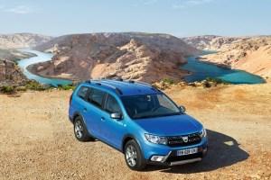 Dacia lanseaza la Geneva Logan MCV Stepway