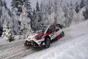 WRC, Suedia 2017: Latvala aduce prima victorie pentru Toyota