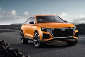Conceptul sport Audi Q8