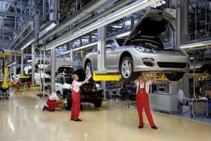 Cum se explică întârzierea industriei germane în ofensiva electrică?