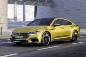 Iata noul Volkswagen Arteon, inlocuitorul lui CC