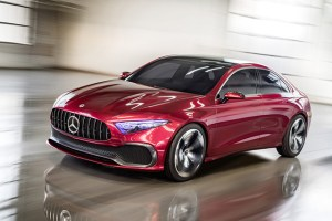 Concept A Sedan prefigureaza viitoarea gama compacta de la Mercedes