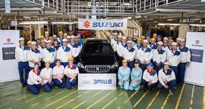 3 milioane de vehicule Suzuki produse in Ungaria