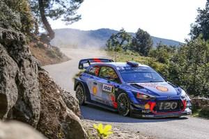 WRC, Turul Corsicii 2017: Hyundai, la prima victorie stagionala
