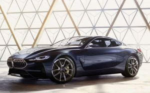 BMW Concept Seria 8 – esenta unui coupe BMW