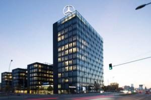 Perchezitii de anvergura, la diverse sedii Daimler din Germania