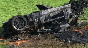 VIDEO: Richard Hammond a scapat cu rani usoare, dintr-un teribil accident