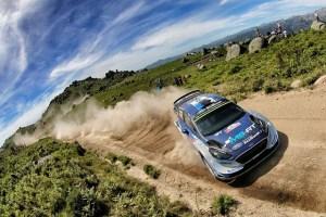 WRC, Italia 2017: Tanak, la prima victorie