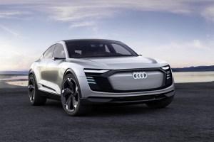Modelul electric Audi e-tron Sportback, in productie incepand din 2019