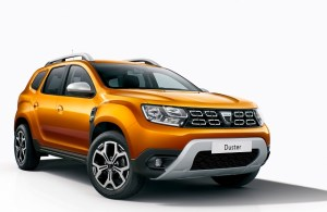 Dacia a dezvaluit noul Duster