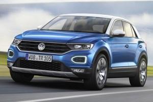 Volkswagen T-Roc – primele imagini si informatii oficiale