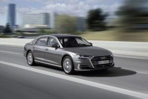 Incep prevanzarile pentru noul Audi A8