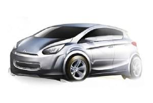 Un nou model mini la Mitsubishi, pe viitoarea platforma Renault Clio