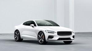 Primul model Polestar, un coupe hibrid, va fi lansat in 2019