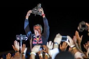 Dakar 2018: Victorie pentru Peugeot si Sainz