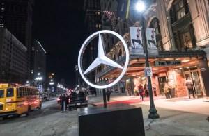 Mercedes s-a mentinut lider mondial la categoria premium, in 2017