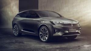 Faceti cunostinta cu Byton, un spectaculos concept de SUV conectat, automom si electric!