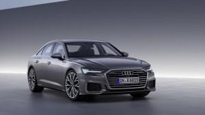 Iata noul Audi A6