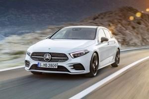 Mercedes Clasa A a ajuns la a patra generatie