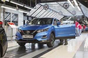 Nissan Qashqai continua sa aiba mare succes in Europa