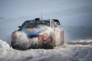 WRC 2018: Hyundai a triumfat in Raliul Suediei