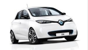 Vanzarea de automobile electrice in Europa