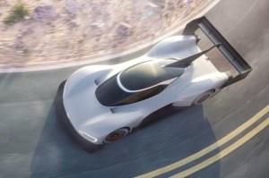 Prototipul Volkswagen I.D. R este gata pentru cursa de la Pikes Peak