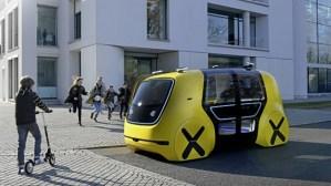 Volkswagen face comenzi de acumulatori de 20 de miliarde de euro!