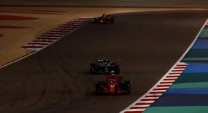 F1, Bahrain 2018: A doua victorie stagionala pentru Vettel
