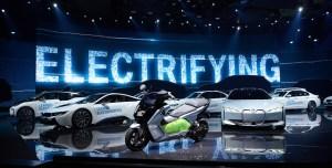 BMW Group anunta cresteri ale vanzarilor de automobile electrificate