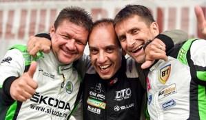 Vali Porcisteanu a castigat Raliul Aradului 2018 si a preluat sefia in campionat