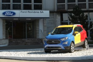 Ford confirms launch of production for a second model at the Craiova assembly plant