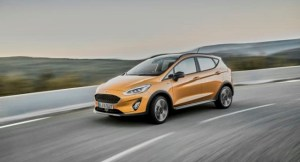 Noul Ford Fiesta are si o versiune crossover, denumita Active