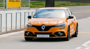Renault lanseaza hot-hatch-ul Megane R.S. in Romania