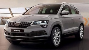 Skoda made in Germany!