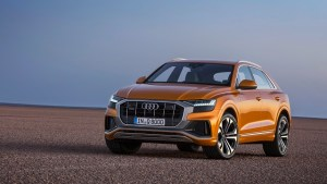 Audi Q8 inagureaza noua infatisare a familiei Q