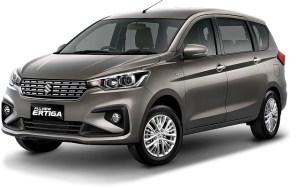 Suzuki a prezentat noul minivan Ertiga