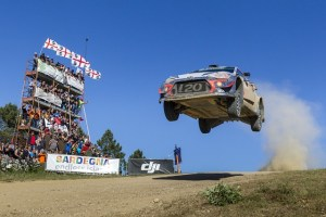 WRC, Raliul Sardiniei – Triumf pentru Thierry Neuville si Hyundai