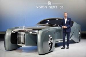 Divort la Rolls-Royce: directorul de design, Giles Taylor, a plecat