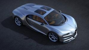 Sky View pentru Bugatti Chiron