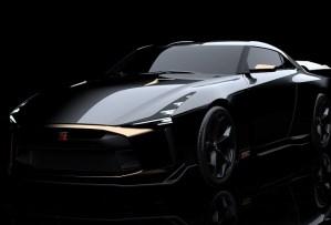 Nissan si Italdesign au creat un GT-R special, pentru a celebra a 50-a aniversare
